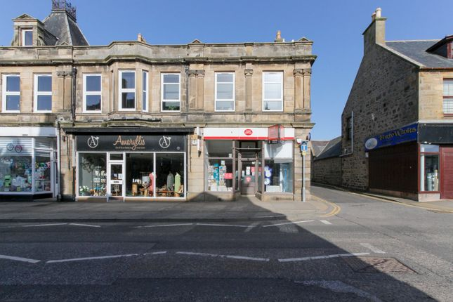 Thumbnail Flat for sale in Virginia Building, 11 High Street, Buckie, Moray