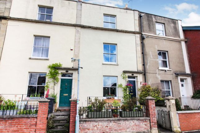 Thumbnail Terraced house for sale in Avon Crescent, Hotwells
