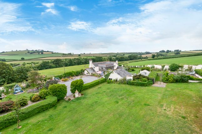 Thumbnail Detached house for sale in Forder House & Forder Cottage, Denbury