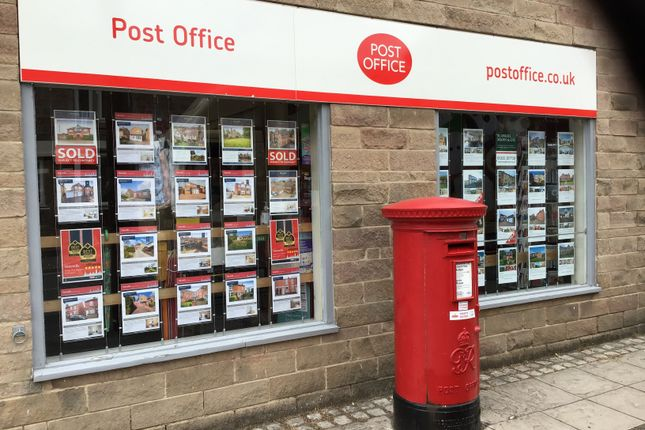 Thumbnail Retail premises for sale in Duffield, Derbyshire