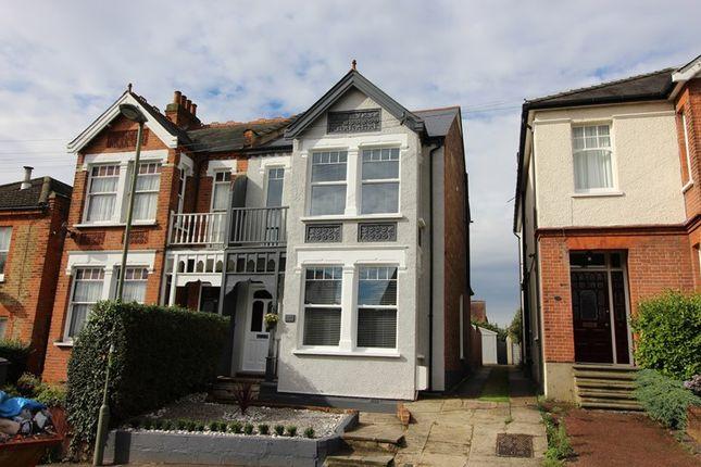 5 bed semi-detached house for sale in Woodville Road, New Barnet, Barnet