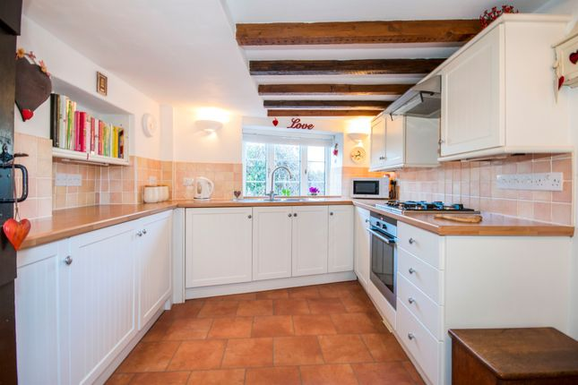 Thumbnail Semi-detached house for sale in Staplehay, Trull, Taunton