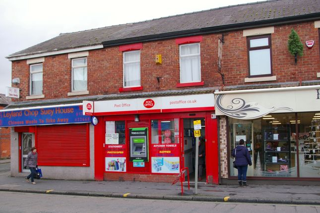Thumbnail Retail premises to let in Business For Sale:- Leyland Post Office, 66 Hough Lane, Leyland