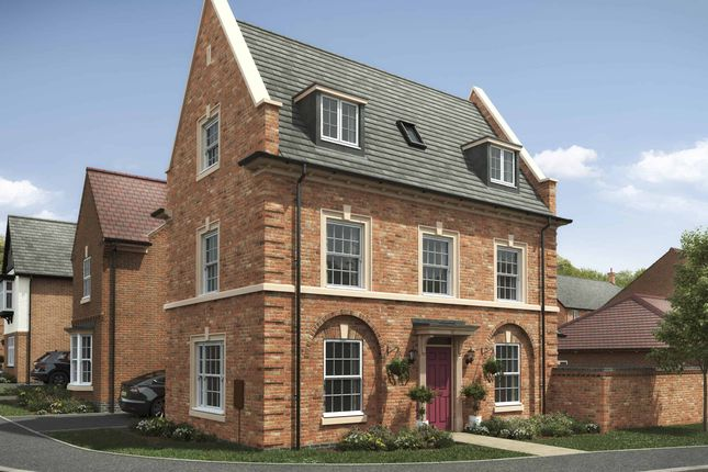 """Thumbnail Detached house for sale in """"The Milton"""" at New Lubbesthorpe"""
