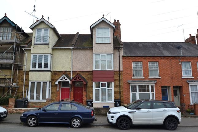 Thumbnail Terraced house for sale in Boughton Green Road, Kingsthorpe, Northampton