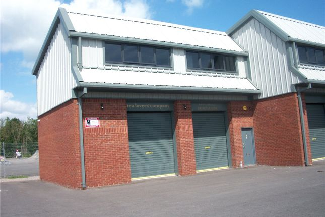 Thumbnail Light industrial to let in Beckery Enterprise Park, Beckery, Glastonbury, Somerset