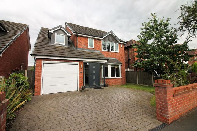 Thumbnail Detached house for sale in Cornhill Road, Urmston, Manchester