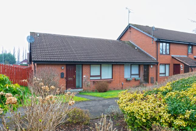 Thumbnail Semi-detached bungalow for sale in 45 Bullwood Court, Glasgow