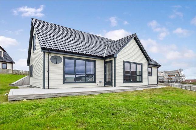 Thumbnail Detached house for sale in Culsetter Park, Brae, Shetland