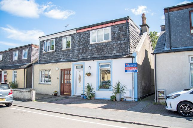 Thumbnail Semi-detached house for sale in Campfield Street, Falkirk