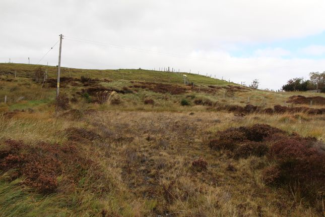 Thumbnail Land for sale in Lochs, Isle Of Lewis