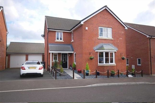 Thumbnail Detached house for sale in Cromwell Close, Newtown