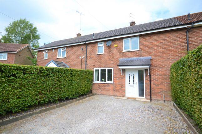 2 bed terraced house for sale in Warwick Road, Macclesfield SK11