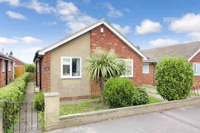 Thumbnail Detached bungalow to rent in Templegate Crescent, Temple Newsam, Leeds