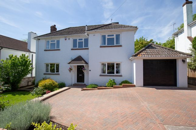 Thumbnail Detached house for sale in Southdown Road, Westbury-On-Trym, Bristol