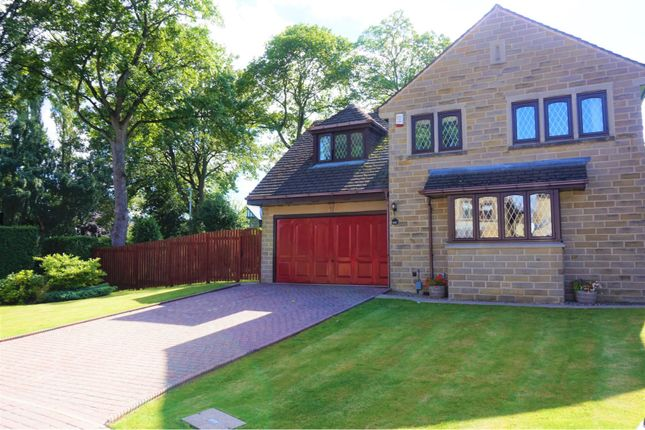 Thumbnail Detached house for sale in Hartley Court, Liversedge