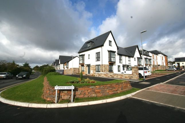 Thumbnail Terraced house to rent in Piper Street, Plymbridge Lane, Derriford