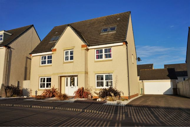 Thumbnail Detached house for sale in Stewart Crescent, Dunfermline