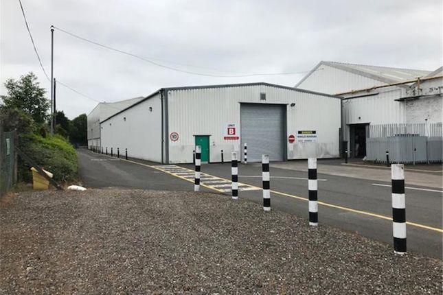Unit B, West Carron Works, Stenhouse Road, Falkirk, Stirlingshire, UK FK2
