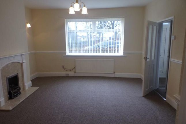 Thumbnail Terraced house to rent in Park Road, Ashington