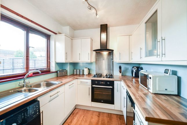 Thumbnail 1 bed terraced house for sale in Whitesbridge Avenue, Paisley