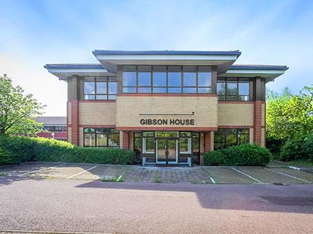 Thumbnail Office to let in Gibson House, Ermine Business Park, Lancaster Way, Huntingdon, Cambridgeshire