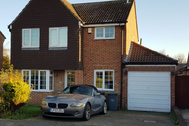 Thumbnail Detached house for sale in Wheatfield Leybourne, West Malling