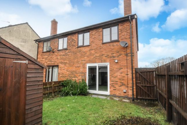 Thumbnail Semi-detached house to rent in Headbrook, Kington