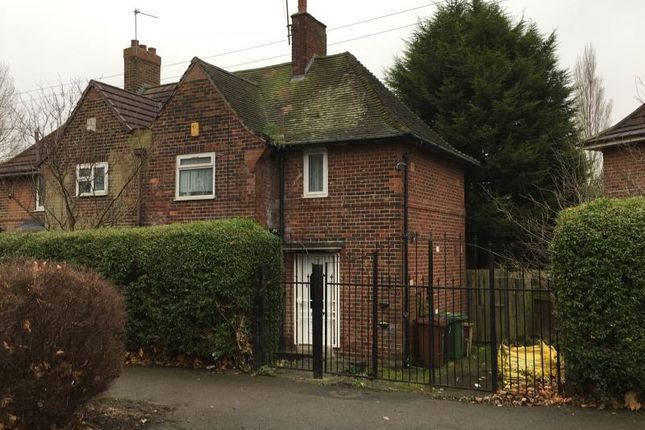 2 bed semi-detached house to rent in Gipton Approach, Gipton, Leeds