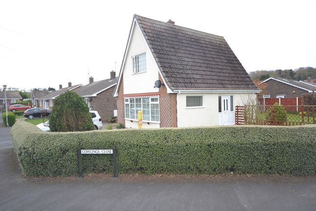 Thumbnail Detached house for sale in Cowlings Close, Hunmanby