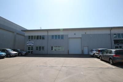 Thumbnail Warehouse to let in Spitfire Close, Coventry Business Park, Coventry