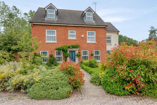 Thumbnail Detached house for sale in Barley Meadows, Inkberrow, Worcestershire
