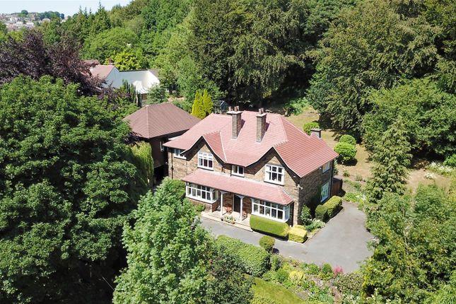 Thumbnail Detached house for sale in Cristobal, Wood Lane, Hipperholme