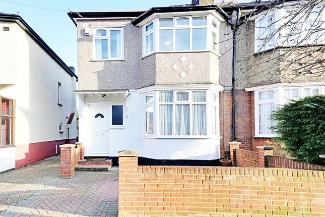 Semi-detached house for sale in Durham Road, North Harrow, Harrow