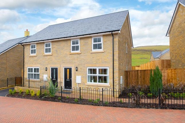 "3 bed semi-detached house for sale in ""Maidsley"" at Burlow Road, Harpur Hill, Buxton SK17"