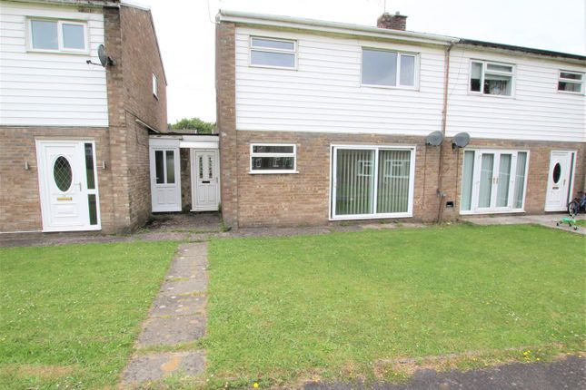 3 bed terraced house for sale in Yr Hendre, Nantgarw, Cardiff CF15