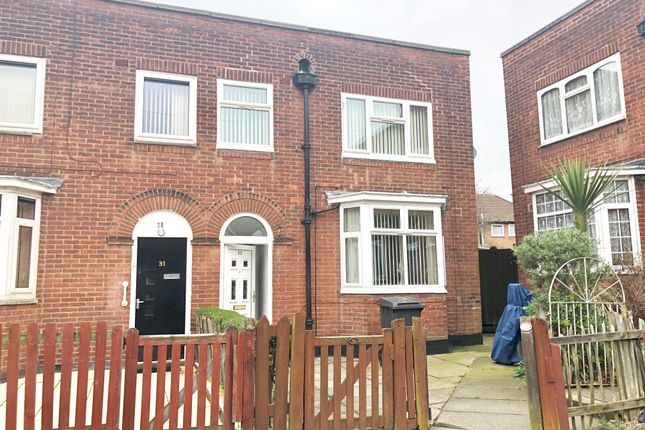 Thumbnail Town house to rent in Woodboy Rd, St Mathews, Leicester