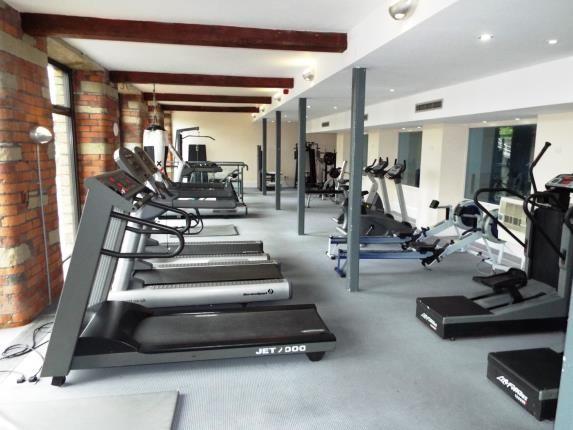 Gymnasium of Millroyd Mill, Huddersfield Road, Brighouse, West Yorkshire HD6