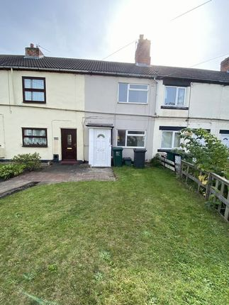 Thumbnail Terraced house to rent in High Street, Woodville, Swadlincote, Derbyshire