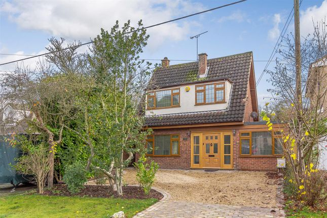 Thumbnail Detached house for sale in Hook End Lane, Hook End, Brentwood