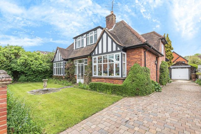 Thumbnail Detached house for sale in Hamilton Avenue, Henley On Thames