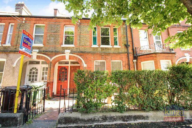 Thumbnail Flat to rent in Chewton Road, London