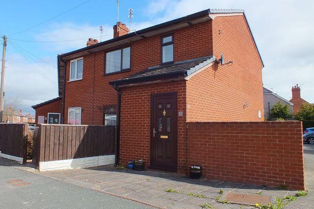 Thumbnail Maisonette to rent in Trinity Close, Rhostyllen, Wrexham