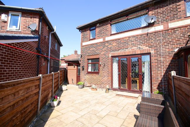R68A8597 of Burgess Drive, Failsworth, Manchester M35