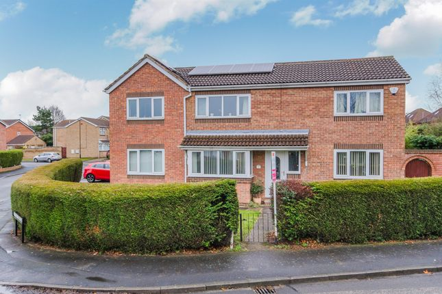 Thumbnail Detached house for sale in Hund Oak Drive, Hatfield, Doncaster