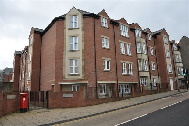 Thumbnail Flat to rent in Stainthorpe Court, Hexham, Northumberland.