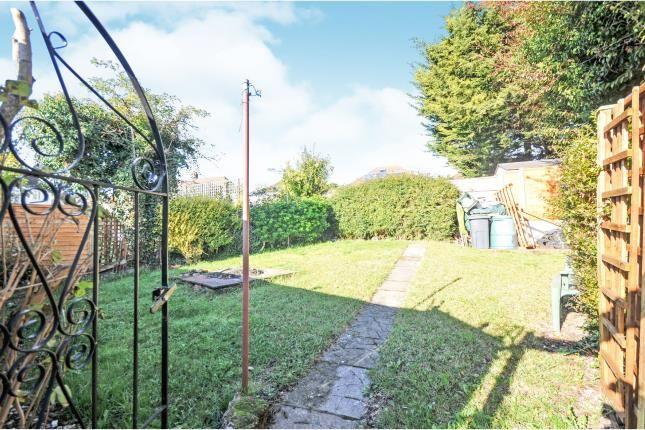 Garden of Kingsdown Avenue, South Croydon CR2