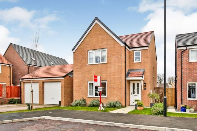Thumbnail Detached house for sale in Black Cherry Close, Houghton Le Spring, Tyne And Wear