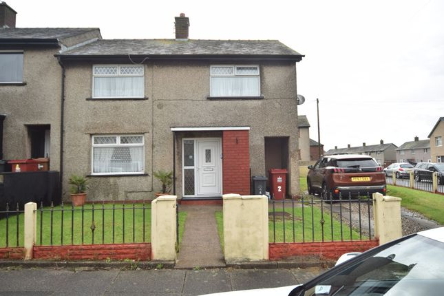Front of Cote Ley Crescent, Walney, Barrow-In-Furness LA14