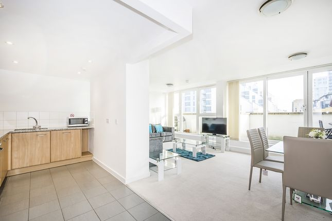 Thumbnail Flat to rent in Point Pleasant, London